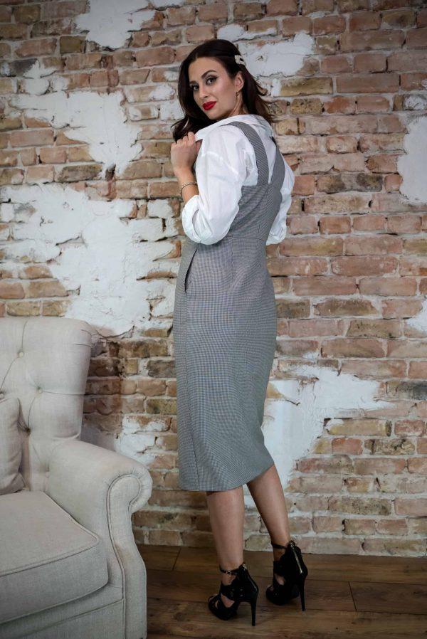 Dormuiel wool dress
